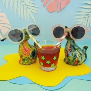 Decoaroma-Pomme-Pidou-GLASSES-STAND-CAT-CARAMEL-1