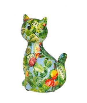 Decoaroma-Pomme-Pidou-GLASSES-STAND-CAT-CARAMEL-Verde-Cactus-1